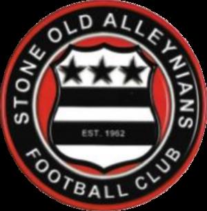 Stone Old Alleynians F.C. - Image: Stone Old Alleynians F.C. logo
