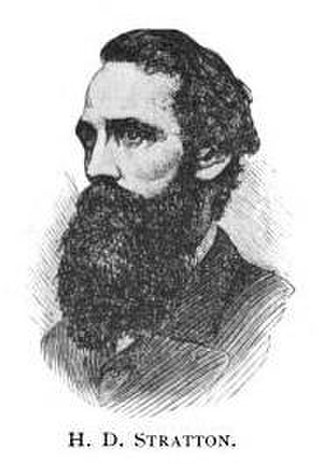Bryant & Stratton College - Henry Stratton, brother-in-law of John Bryant, co-founder of the school