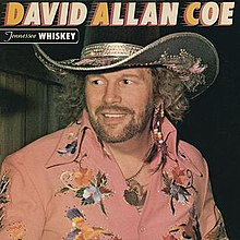 David Allan Coe - Dock Of The Bay / I Love Robbing Banks