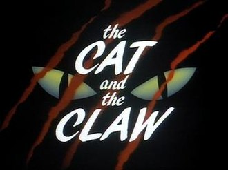 The Cat and the Claw - Title card for Part 1