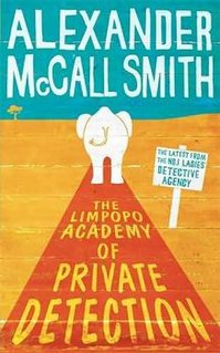 <i>The Limpopo Academy of Private Detection</i>