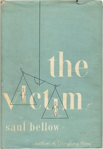 The Victim (novel) - First edition