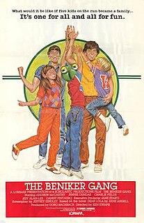 <i>The Beniker Gang</i> 1985 film by Ken Kwapis