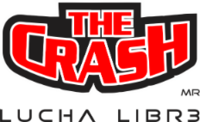 The Crash Lucha Libre logo
