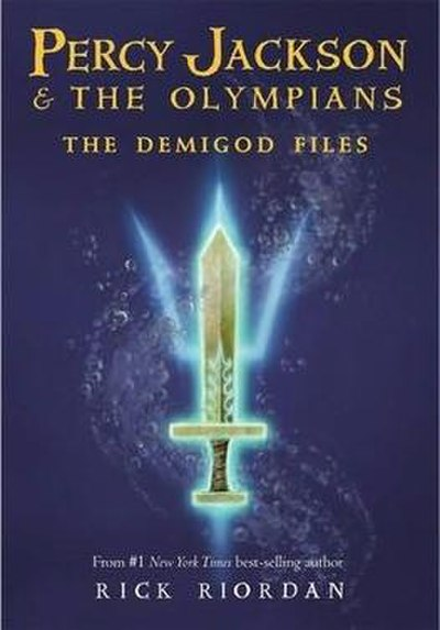 Picture of a book: The Demigod Files