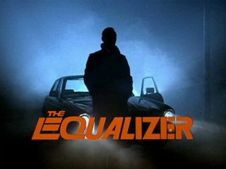 <i>The Equalizer</i> television series