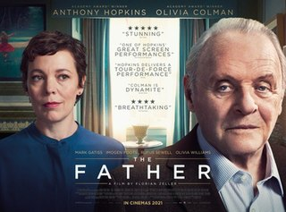<i>The Father</i> (2020 film) 2020 film by Florian Zeller