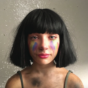 The Greatest (Sia song) - Image: The Greatest (featuring Kendrick Lamar) (Official Single Cover) by Sia