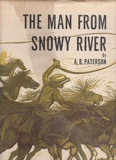 <i>The Man from Snowy River and Other Verses</i>