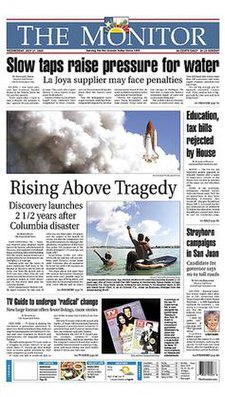 The Monitor (Texas) front page.jpg
