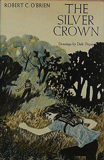<i>The Silver Crown</i> book by Robert C. OBrien