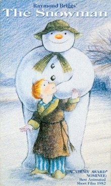 The Snowman - by Raymond Briggs