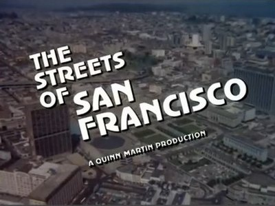 Picture of a TV show: The Streets Of San Francisco