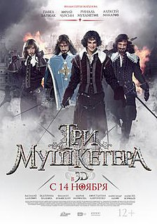 <i>The Three Musketeers</i> (2013 film)