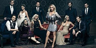 Nashville (2012 TV series) - The series' main cast for the sixth season