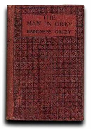 The Man in Grey (short story collection) - Image: Themaningrey 1918