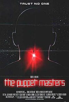 The Puppet Masters Film Wikipedia
