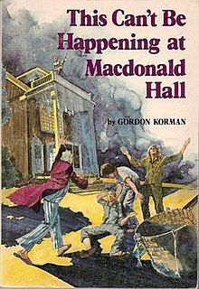 This Can't Be Happening at Macdonald Hall 1978 first edition.jpg