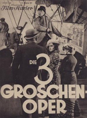 The Threepenny Opera (1931 film) - Image: Threepennyopera 1931