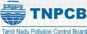 Tamil Nadu Pollution Control Board - Image: Tnpcb