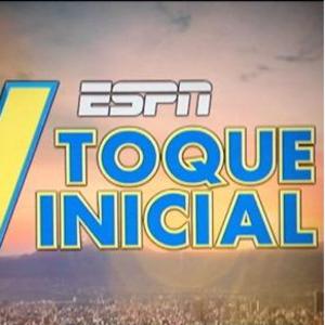 Toque Inicial - Image: Toque Inicial Logo