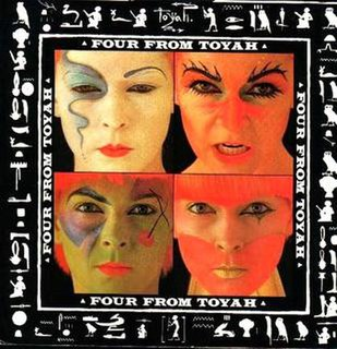 <i>Four from Toyah</i> 1981 EP by Toyah