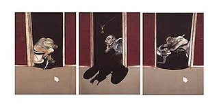 1973 painting by Francis Bacon