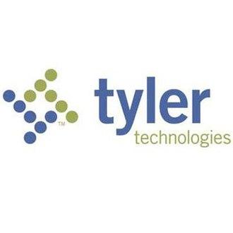 Tyler Technologies - Image: Tyler Technologies, 416X416