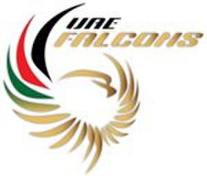United Arab Emirates national rugby league team - Image: UAE Falcons Logo