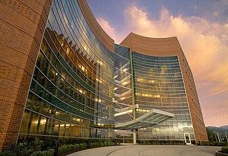 Moran Eye Center - Moran Eye Center at the University of Utah medical complex