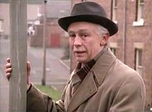 "Unlucky"" Alf, a lonely old pensioner living somewhere in Northern England for whom nothing ever goes right"