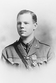 James Leach (VC) Recipient of the Victoria Cross