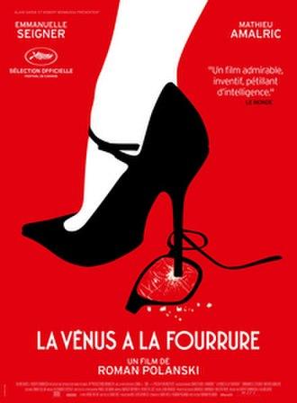 Venus in Fur (film) - Theatrical release poster