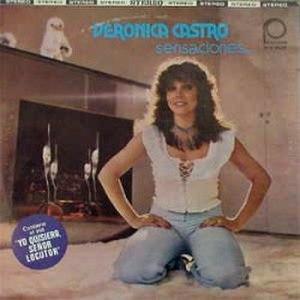 Sensaciones - Image: Veronica Castro`LP`