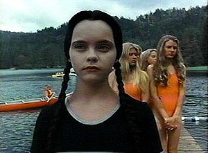 Wednesday Addams - Wednesday, as portrayed by Christina Ricci in Addams Family Values