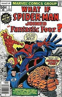 <i>What If</i> (comics) Comic book from Marvel Comics