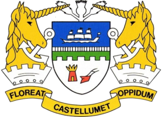 Workington Town - Workington Town crest