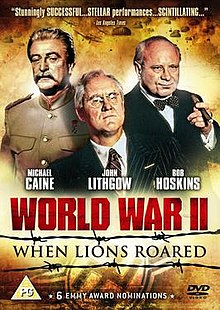 World War 2 When Lions Roared DVD.jpg