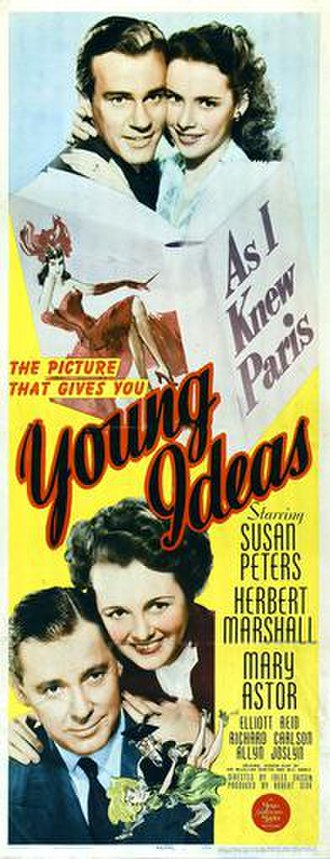 Young Ideas - Film poster