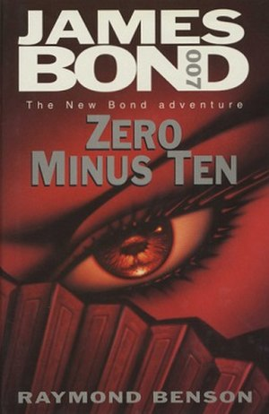 Zero Minus Ten - 1998 British paperback edition.