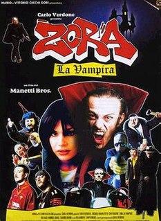 <i>Zora the Vampire</i>