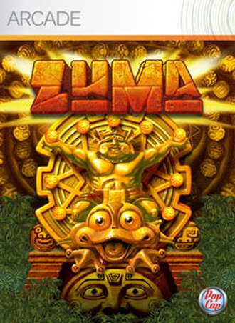 Zuma (video game) - Image: Zumacover