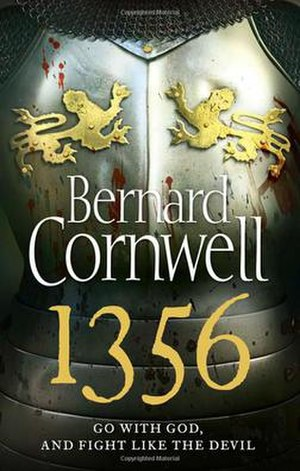 1356 (novel) - First Edition Cover