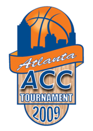 2009 ACC Men's Basketball Tournament - 2009 ACC Tournament logo