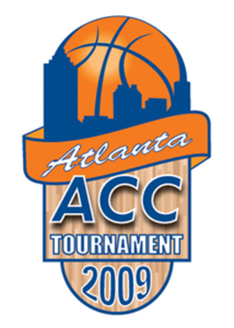 2009 ACC Men's Basketball Tournament - 2009 ACC Tournament logo