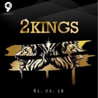 2 Kings (album) - Image: 2 Kings album cover