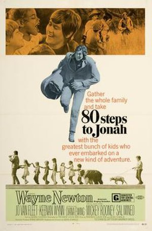 80 Steps to Jonah - Theatrical release poster