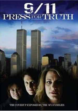 9/11: Press for Truth - Film Poster