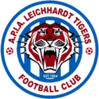 APIA Leichhardt Tigers FC - Logo of the APIA Leichhardt Tigers FC