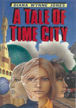 A Tale of Time City - First edition (UK)